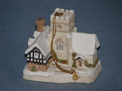 A Christmas Carol David Winter Cottage