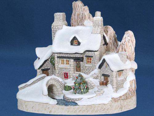 Auld Lang Syne David Winter Cottage