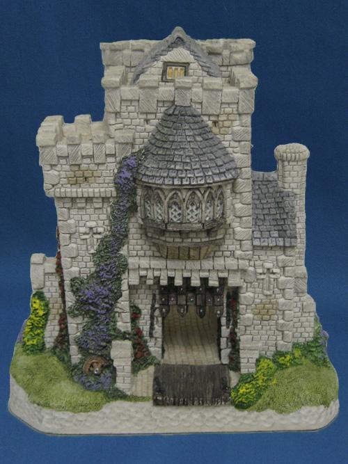 Castle Collection - John Hine David Winter Cottages