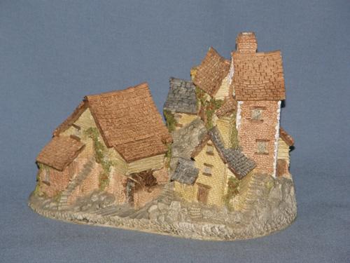 Brookside Hamlet  David Winter Cottage