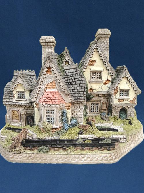 Casterton Railway Station David Winter Cottage