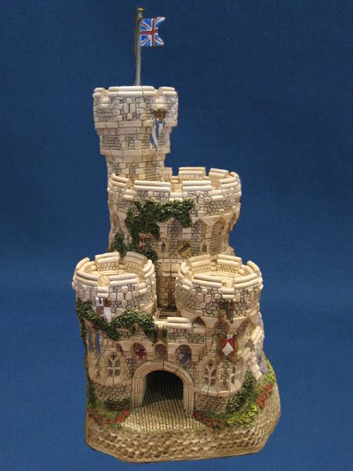 Castle Tower of Windsor David Winter Cottage