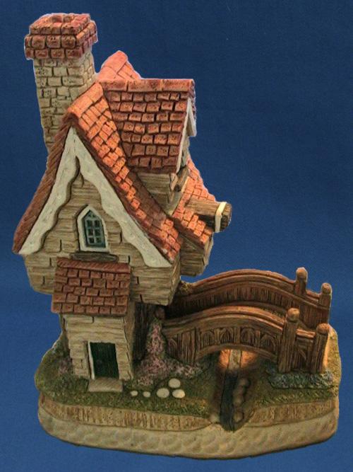 Cedar Span David Winter Cottage