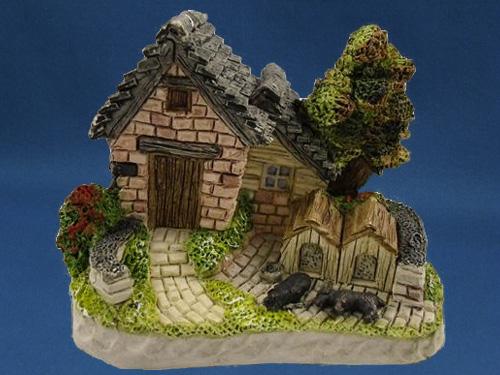 Cheshire Kennels David Winter Cottage