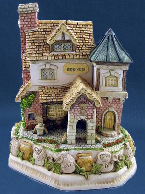 Cob's Bakery Premier David Winter Cottage