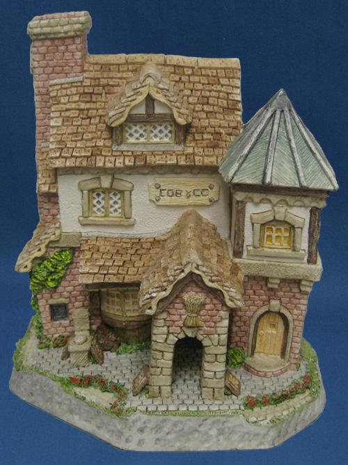 Cob's Bakery David Winter Cottage