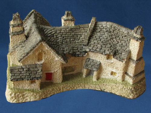 Cornish Cottage  David Winter Cottage