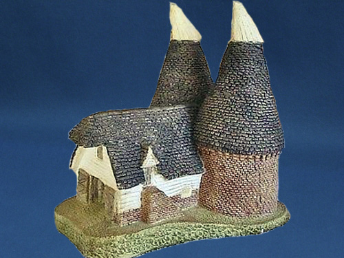 Double Oast David Winter Cottage