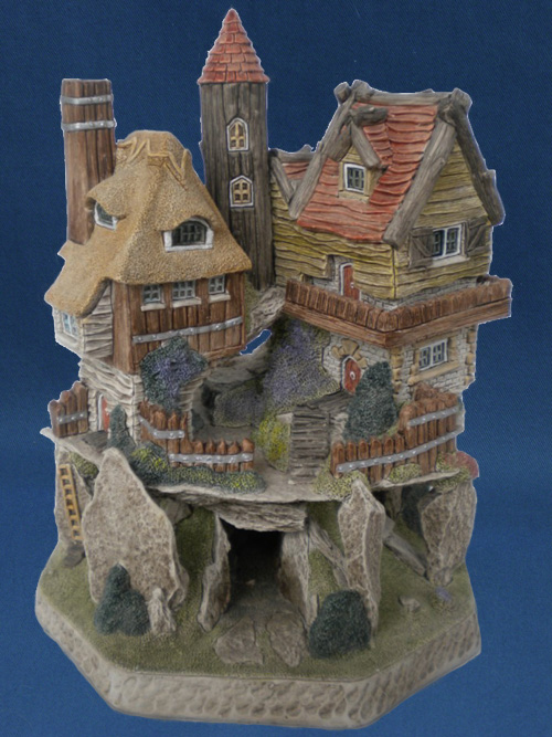 Druid's Fortress David Winter Cottage