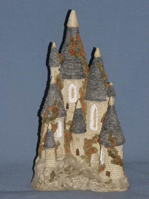 Fairytale Castle David Winter Cottage
