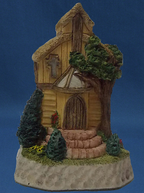 Friar Tuck's Sanctum David Winter Cottage