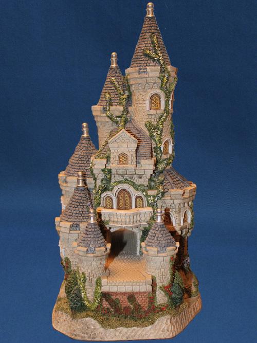 Guinevere's Castle David Winter Cottage