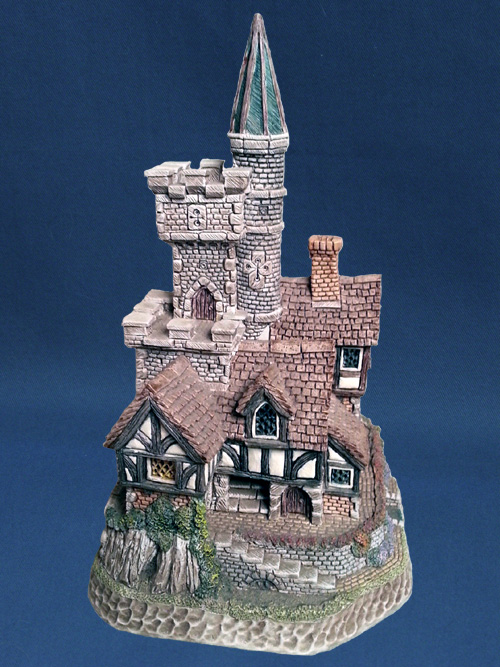 Halidon Hill David Winter Cottage