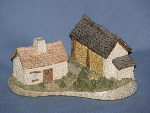 Haybarn David Winter Cottage