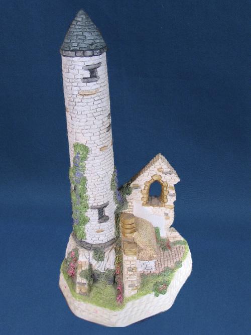 Irish Round Tower David Winter Cottage