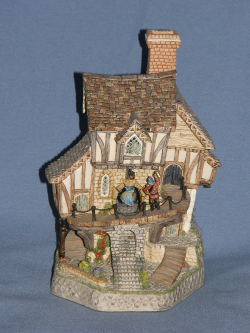 Mad Baron Fourthrite's Folly David Winter Cottage