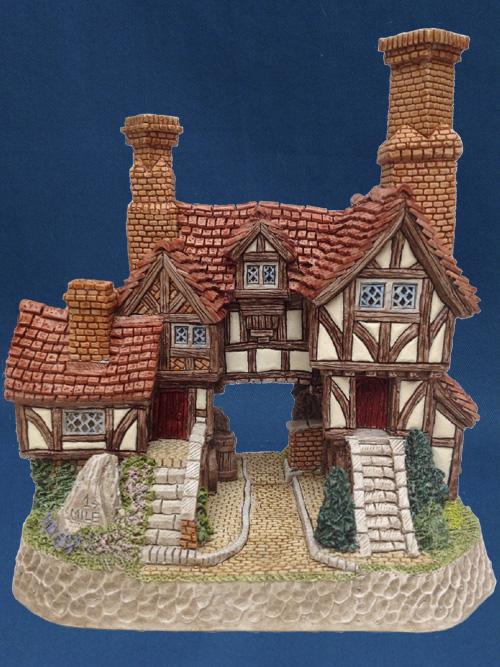 Milestone Cottage  David Winter Cottage