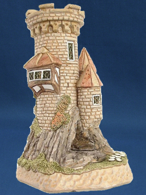 Nimue's Tower David Winter Cottage