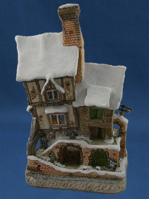 Old Joe's Beetling Shop David Winter Cottage