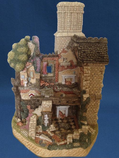 Phantom's Ruin David Winter Cottage