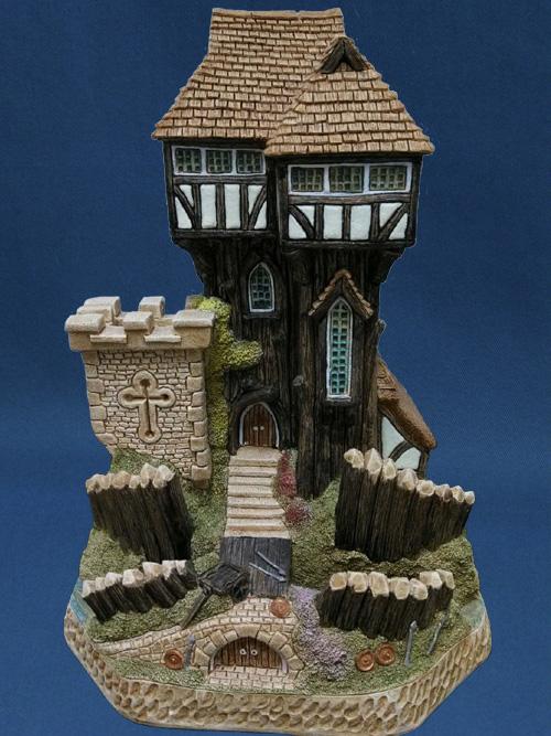 Queen Boadicea's Castle David Winter Cottage