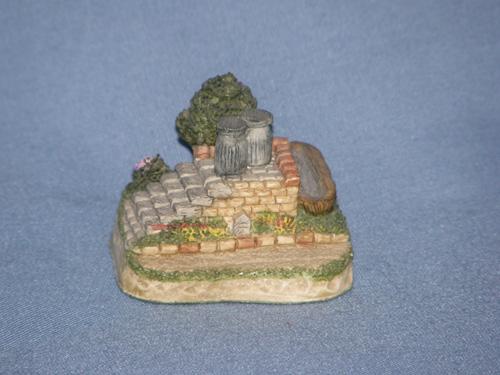 Saddle Steps David Winter Cottage