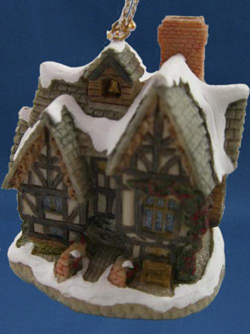 Scrooge's School David Winter Cottage
