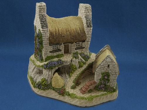 Secret Shebeen David Winter Cottage