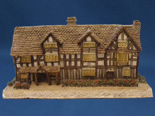 Shakespeare's Birthplace David Winter Cottage
