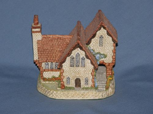 Staffordshire Vicarage David Winter Cottage