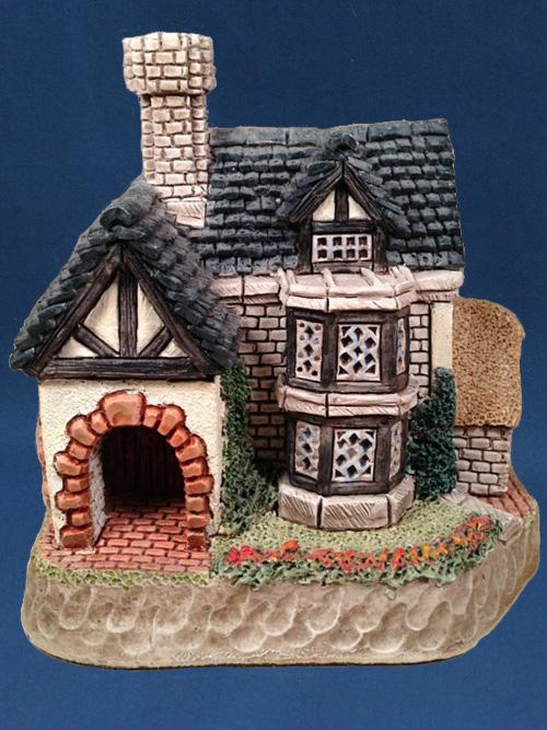 The Alchemist's Cottage David Winter Cottage