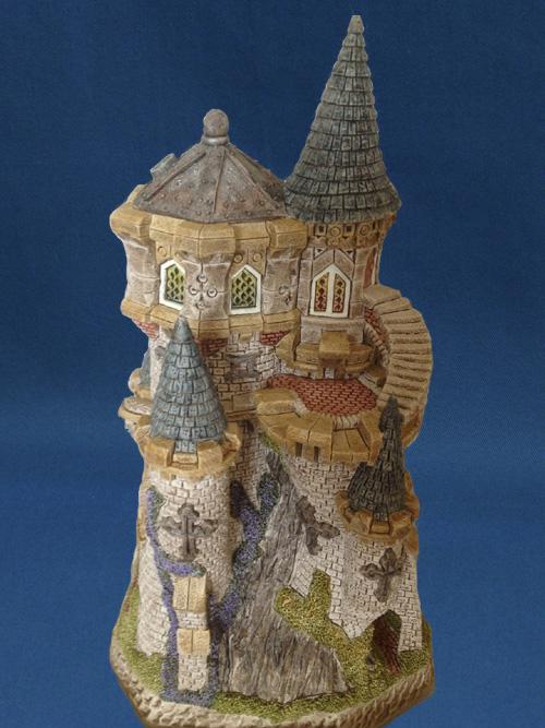 The Astrologer's Castle David Winter Cottage