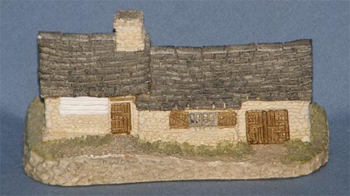 The Blacksmiths David Winter Cottage