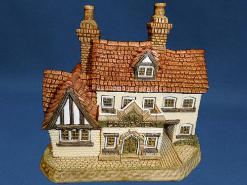 The Good Intent David Winter Cottage