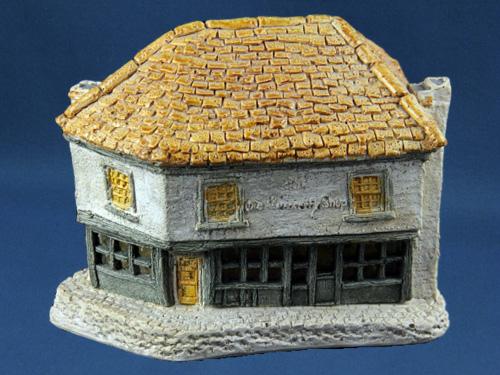 The Old Curiosity Shop David Winter Cottage