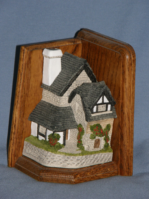 The Printer David Winter Cottage