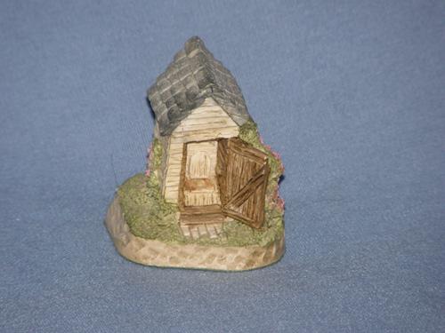 The Privy David Winter Cottage