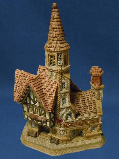 The Rapunzel David Winter Cottage