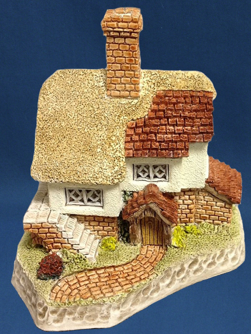 The Serf's Cottage David Winter Cottage