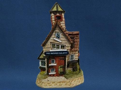 The Smoked Salmon David Winter Cottage