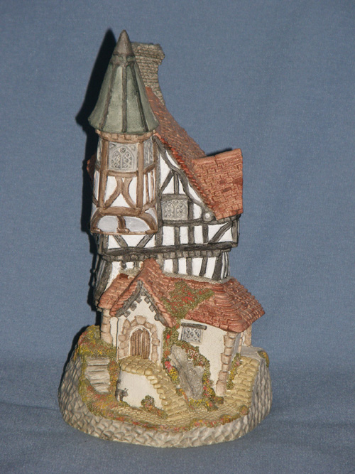 There Was A Crooked House David Winter Cottage