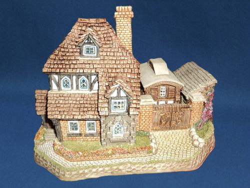 Tom's Yard David Winter Cottage