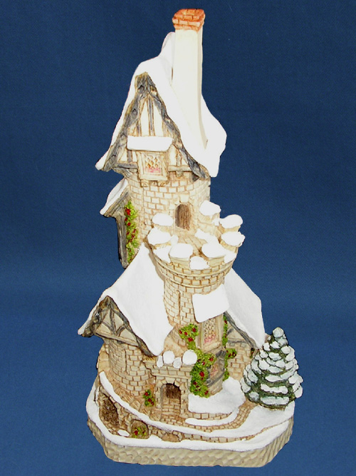 Uncle Scrooge's Christmas Castle David Winter Cottage