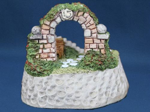 Winter Arch David Winter Cottage