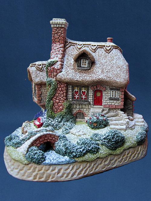 Winter Rose David Winter Cottage