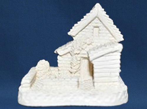 Yorkshire Sheep Fold (Paint Your Own Cottage) David Winter Cottage
